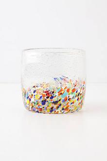 Settled Confetti Glass