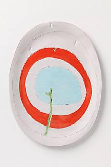 Red Ring Platter