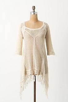 Flecos Fringed Pullover