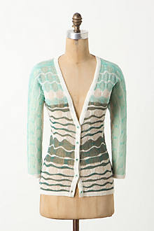 Ombre Breakers Cardigan