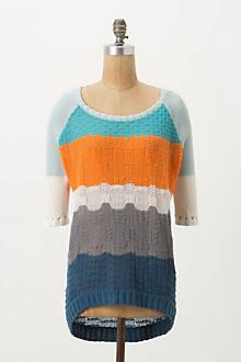 Topographic Pullover