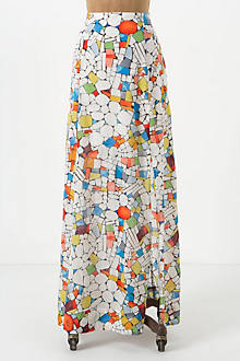Leadlight Maxi Skirt