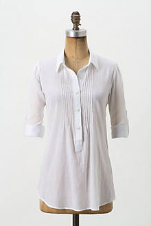 Swingy Chambray Tunic