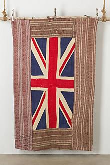 Flag Blanket, Portrait