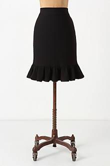 Basal Flounced Skirt