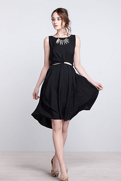 Oracle Tieback Dress-Oracle Tieback Dress