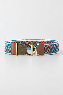 Variations Beaded Belt