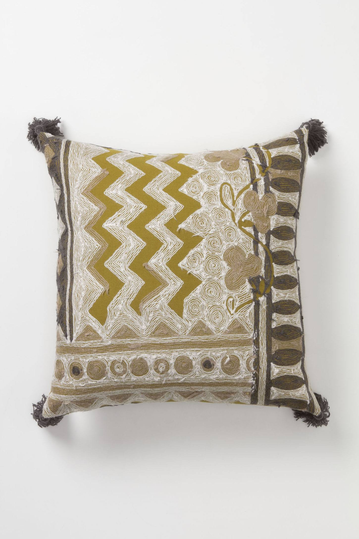 Nearer Nurata Square Pillow from Anthropologie