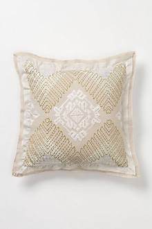 Sailendra Square Pillow