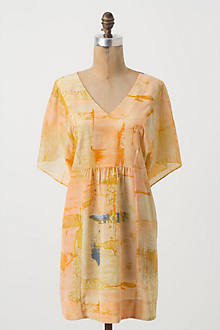 Painted Ume Tunic