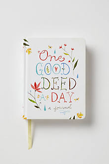 One Good Deed Journal