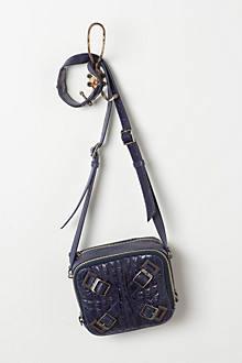 Cross-Strap Box Bag