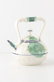 Bouncing Teapot