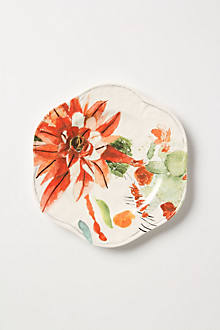 Meadowsweet Salad Plate
