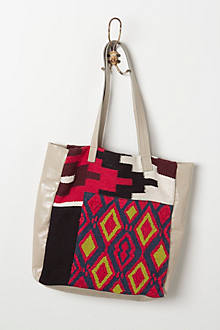 Mixed Tapestry Tote