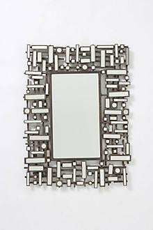 Pieced Geom Mirror