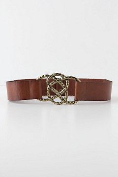 Pretzel Twist Belt