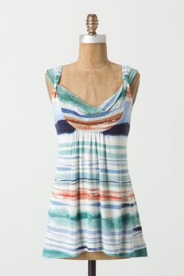 Sagebrush Striped Tank