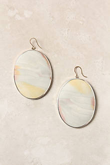 Jasper & Silver Earrings