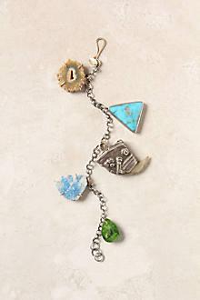 Vintage Claw & Kinoite Bracelet