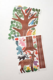 Wallies Woodland Growth Chart