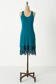 Tasseled Hem Dress