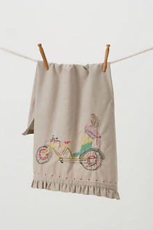 Via Rickshaw Towel