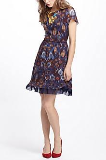 Flared Caraz Dress
