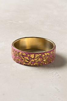 Crackled Mosaic Bracelet, Skinny