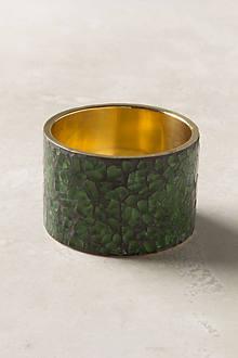 Crackled Mosaic Bracelet, Wide