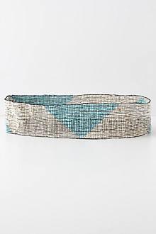Peaked Beads Belt