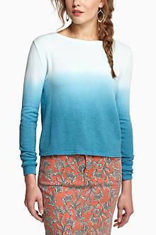 Dyed Tulip Sweatshirt