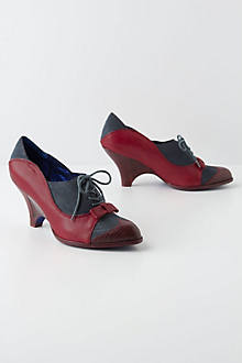 Charina Wingtip Heels