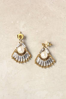 Skirted Pearl Drops