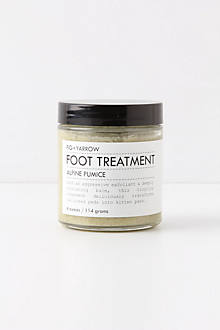 Fig + Yarrow Alpine Pumice Foot Treatment