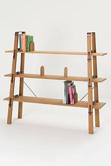 Attache Wide Bookcase
