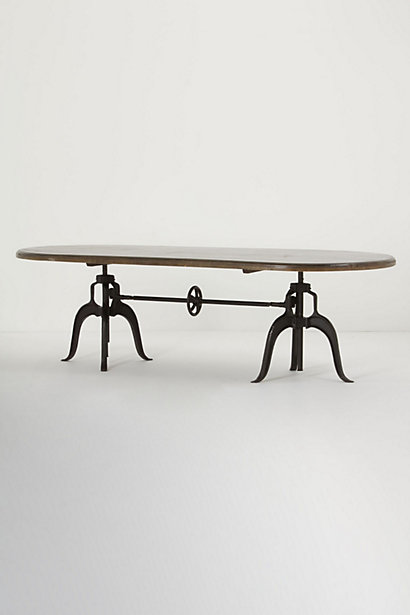 Crank Span Dining Table