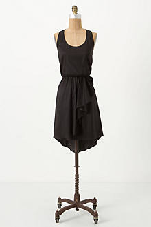 Flounced Racerback Dress