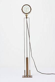 Magnifying Glass Floor Lamp