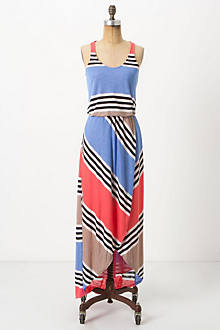 Between Lines Maxi Dress