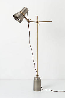 Singer Floor Lamp