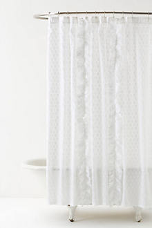 Dot Flurry Shower Curtain