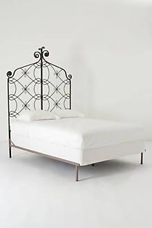 Garden Gate Bed