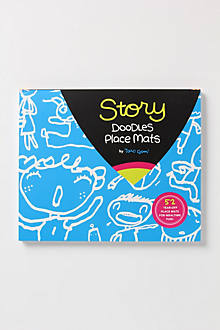 Story Doodles Placemats