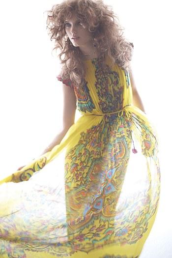 Parvati Maxi Dress