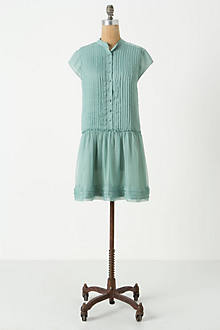 Crepe Prairies Shirt Dress