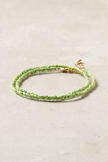 Gold-Wound Bracelet