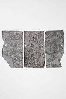 Lace-Etched Slate By Jo Gibbs