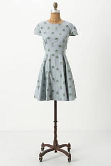 Sukiya Poplin Mini Dress