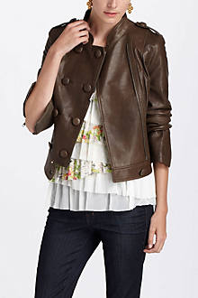 Duple Leather Jacket